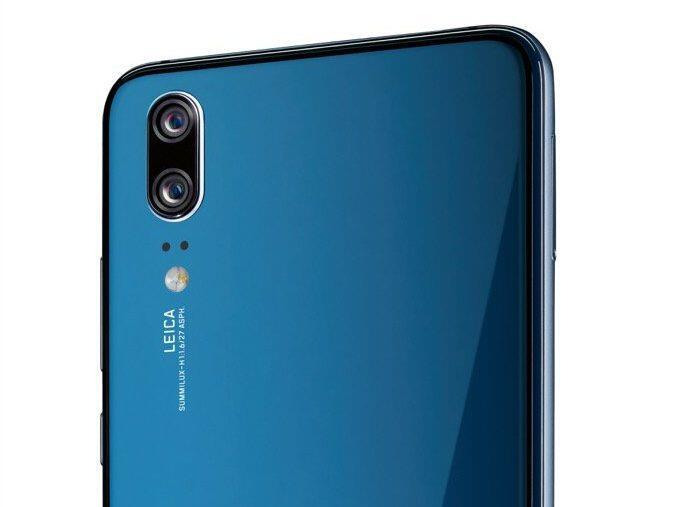 Huawei P20: Android-Update wird verteilt