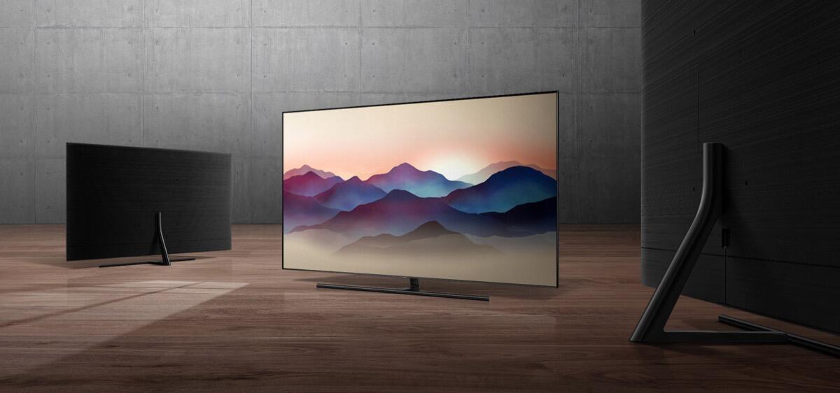 1 2018 aff deutschland preise qled Samsung TV