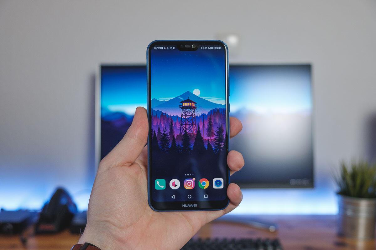 Huawei P20 Lite bekommt Android-Update spendiert