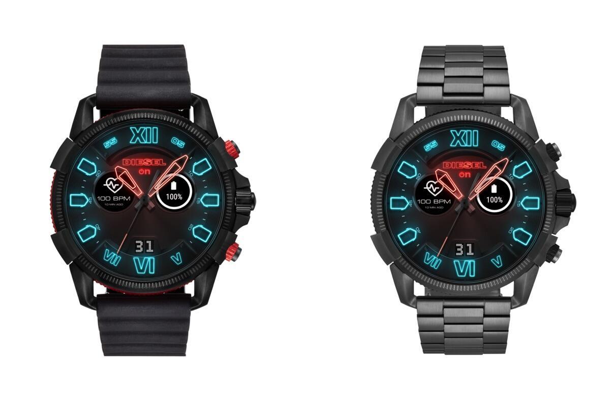 Diesel On Full Guard 2.5 Smartwatch: Niedrigster Preis seit Einführung