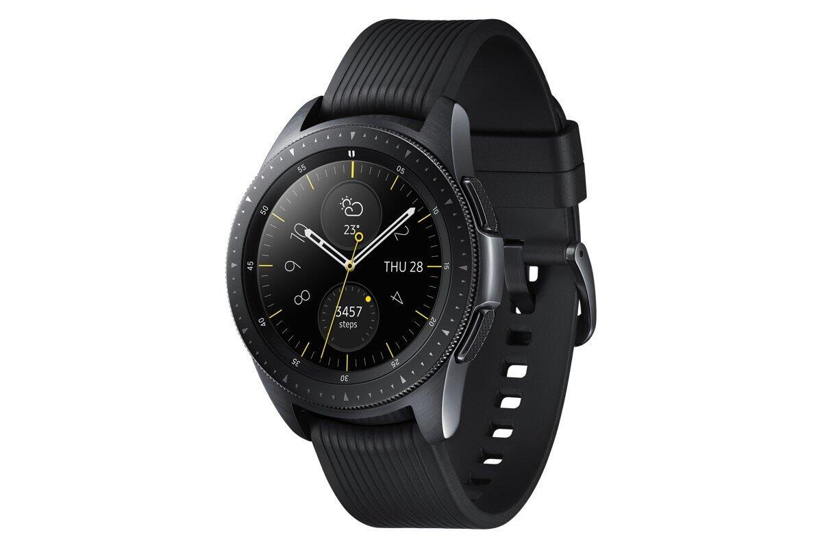 GAssist zeigt Google Assistant auf einer Samsung-Smartwatch mit Tizen