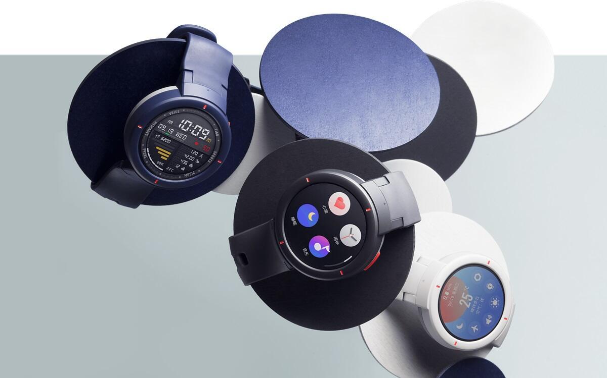 Huami: Xiaomi-Partner plant über 10 neue Amazfit-Smartwatches