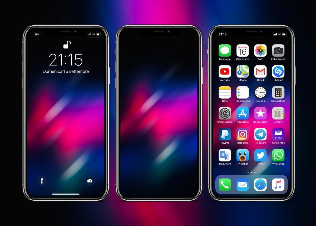 Tipp Schöne Wallpaper für iPhone und Co