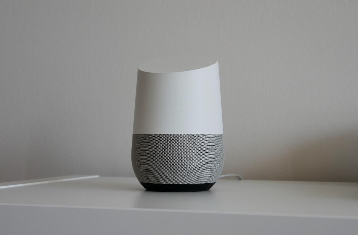 Google Home: Neuer Lautsprecher deutet sich an