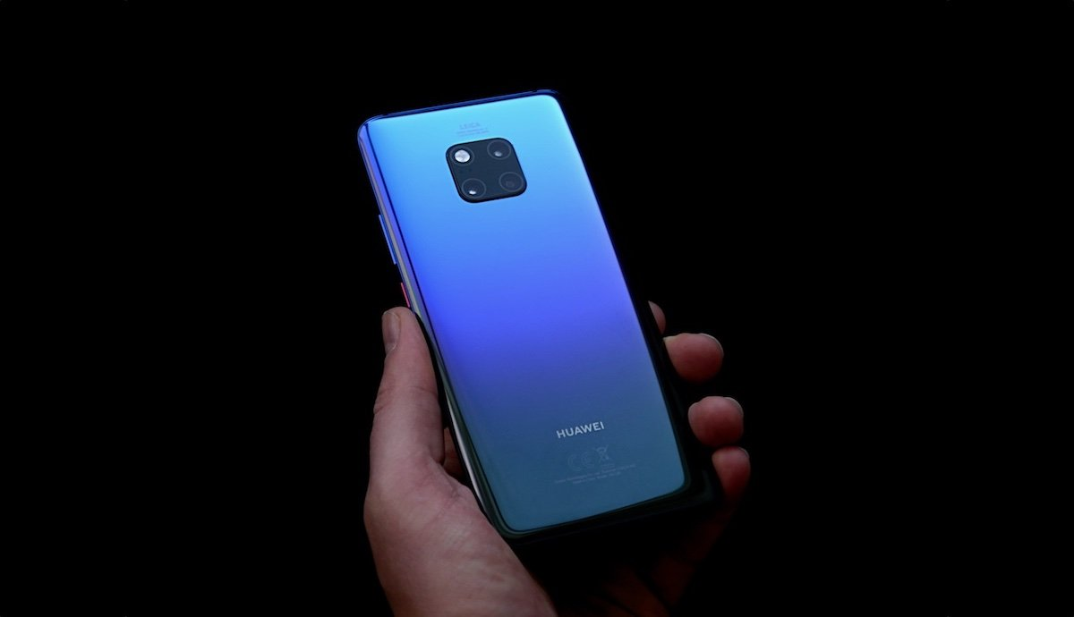Huawei Mate 20 Pro: Android-Update bringt April-Patch mit