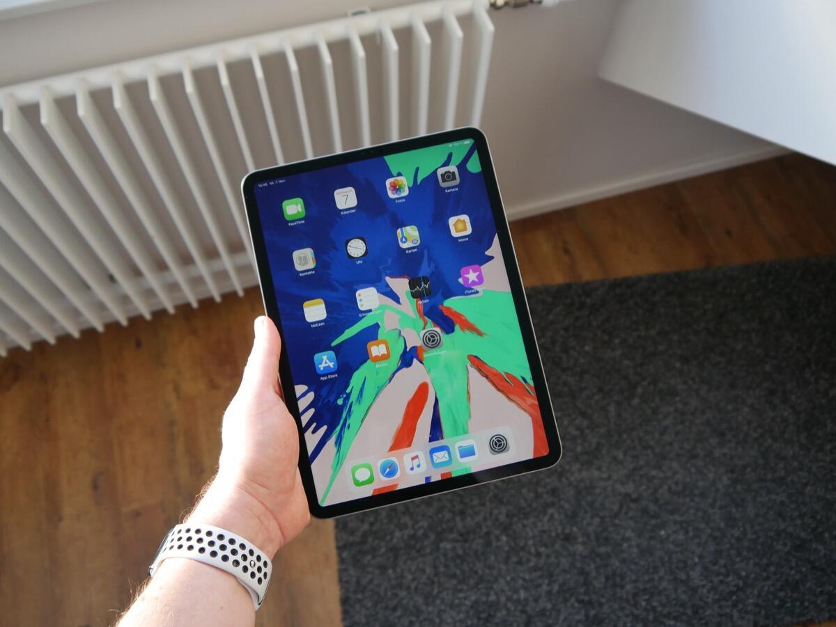Apple iPad Pro: Bald mit OLED-Display von Samsung?