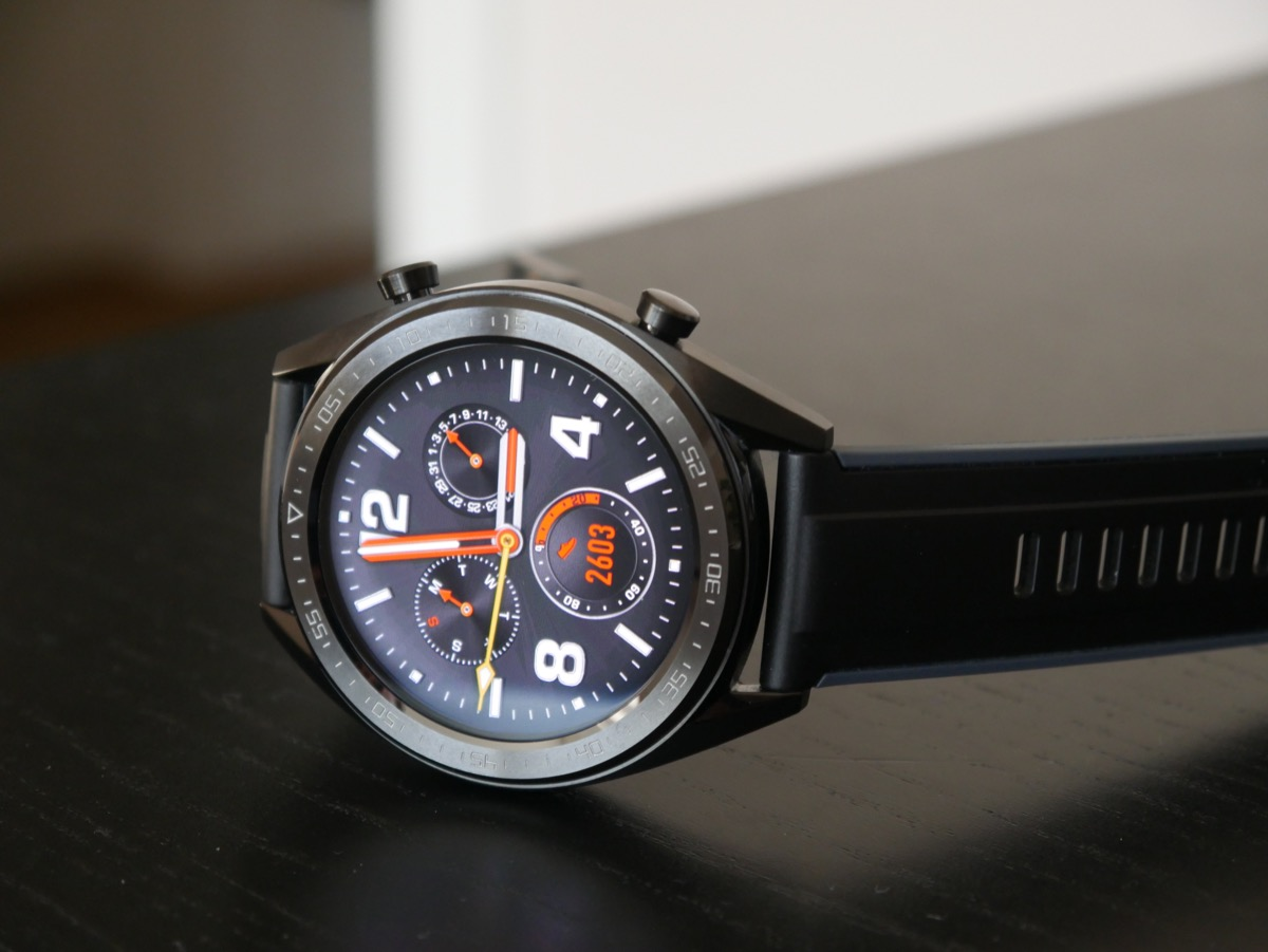 Huawei: Smartwatch mit HarmonyOS geplant