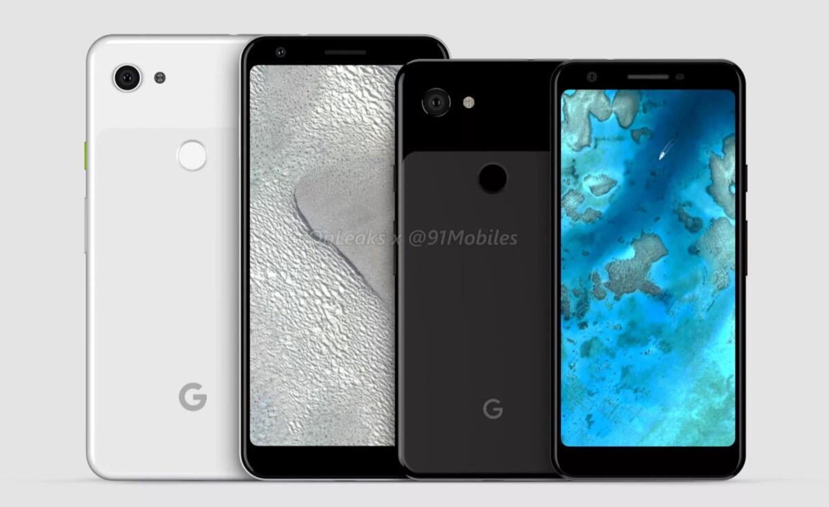 Google Pixel 3a (XL): Es gibt neue Details