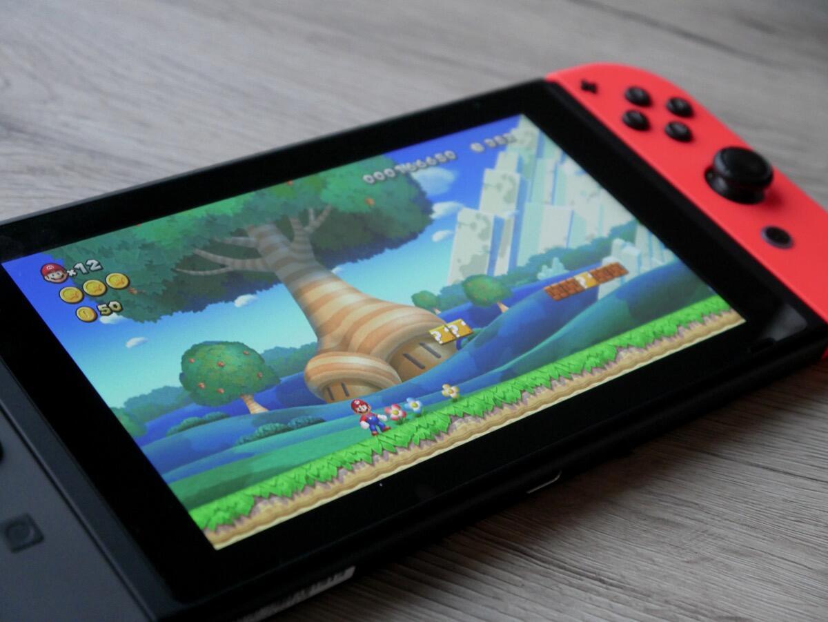 Nintendo Switch: Versteckter Teaser für Super Mario Sunshine?