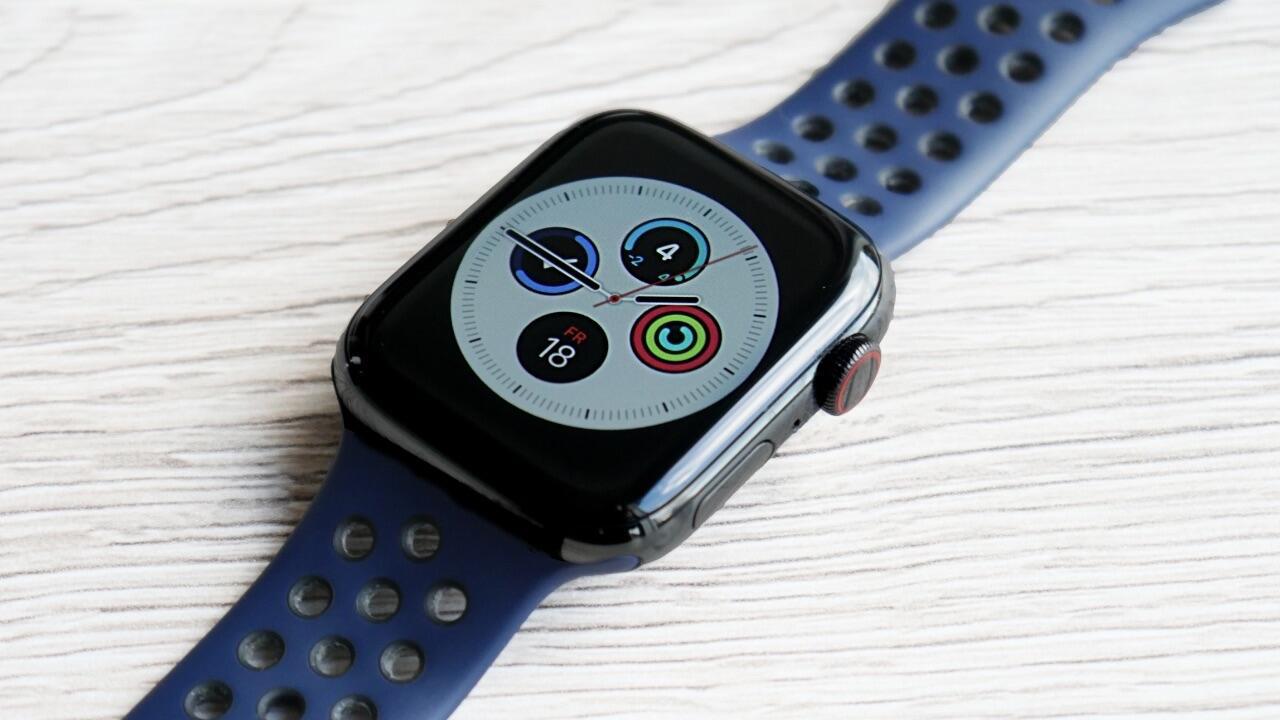 Apple Watch Series 5: Zwei neue Versionen erwartet