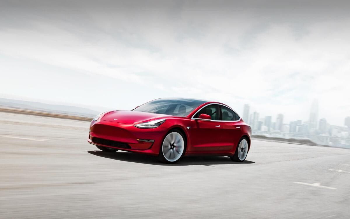 "Tesla plant wohl ""Track Mode""-Paket"