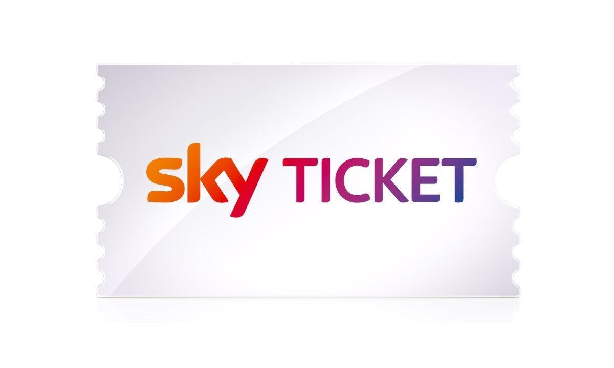 Sky Ticket: Offline-Downloads für Android- und iOS-App