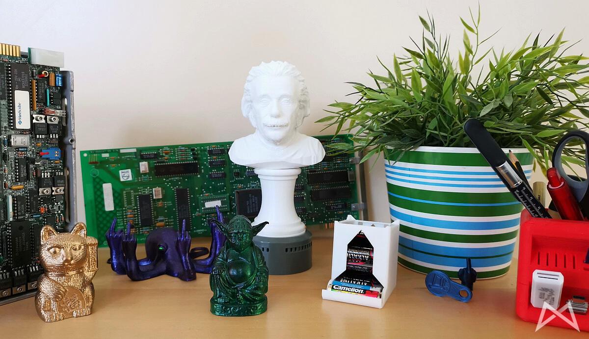 3D-Drucker-Roundup No. 56: Halloween-Modelle, Boote aus dem 3D-Drucker