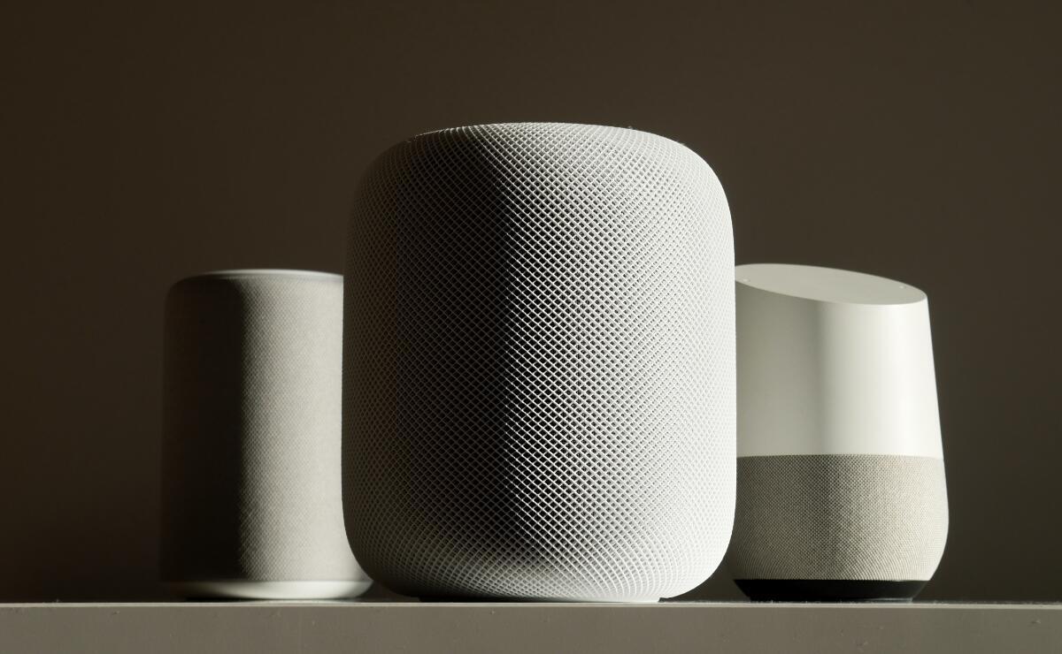Smarte Speaker: Amazon Alexa dominiert und Google bricht ein