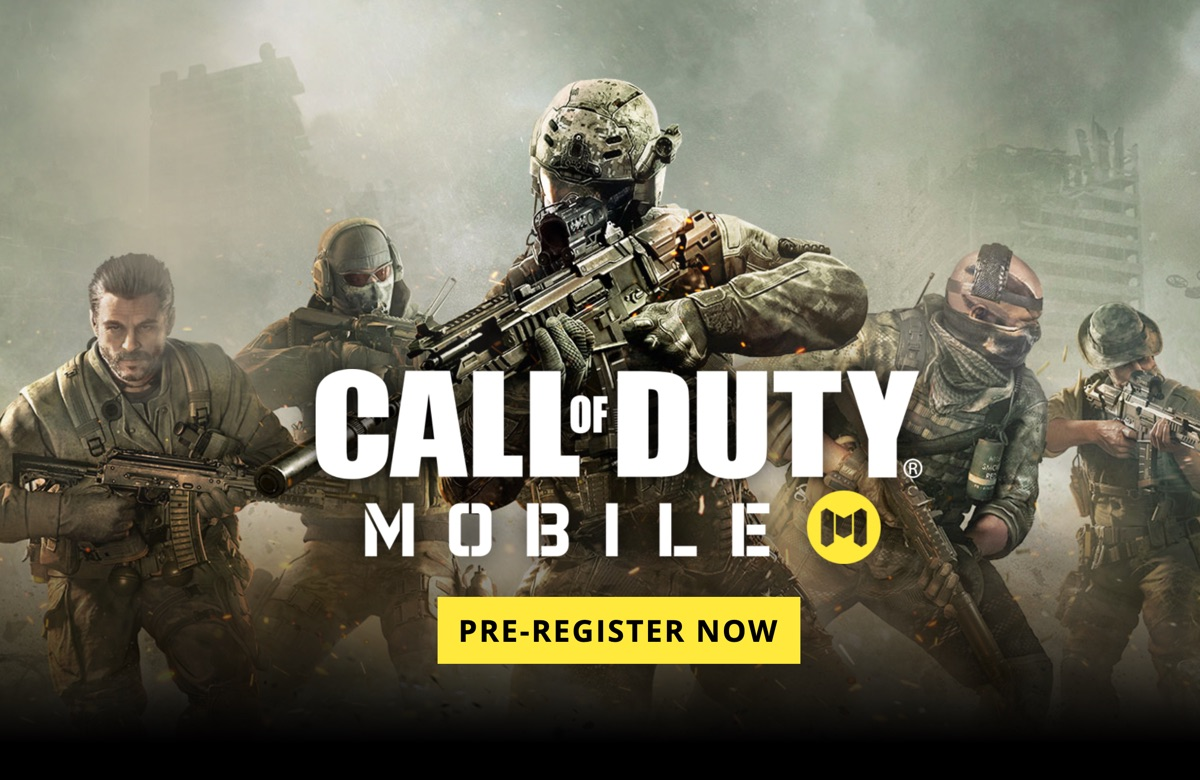 Call of Duty Mobile angekündigt