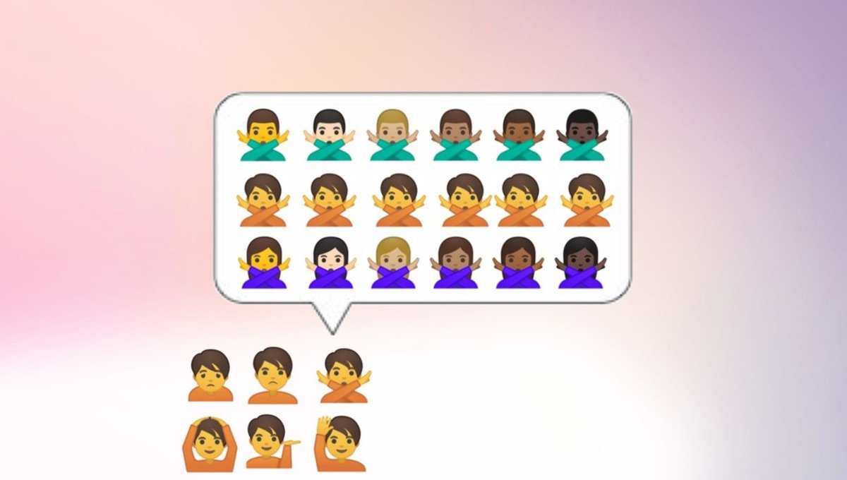 Emoji: In Zukunft könnte es wohl noch mehr Variationen geben