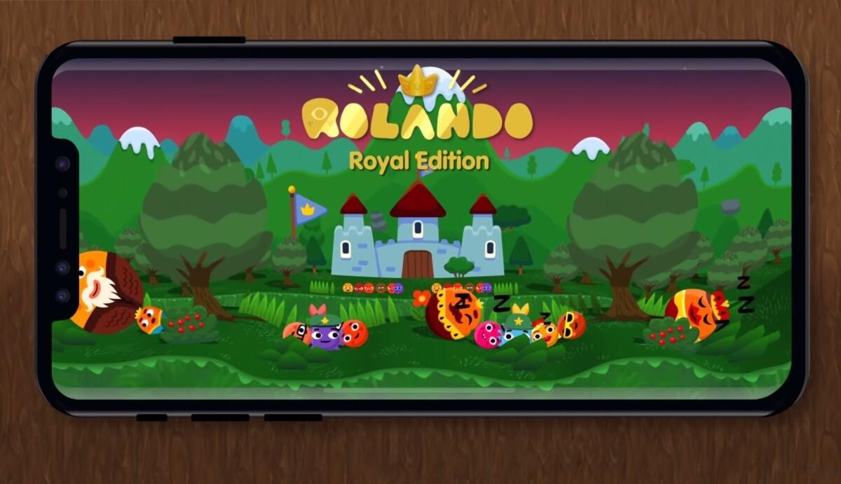 Rolando: Royal Edition für iOS veröffentlicht