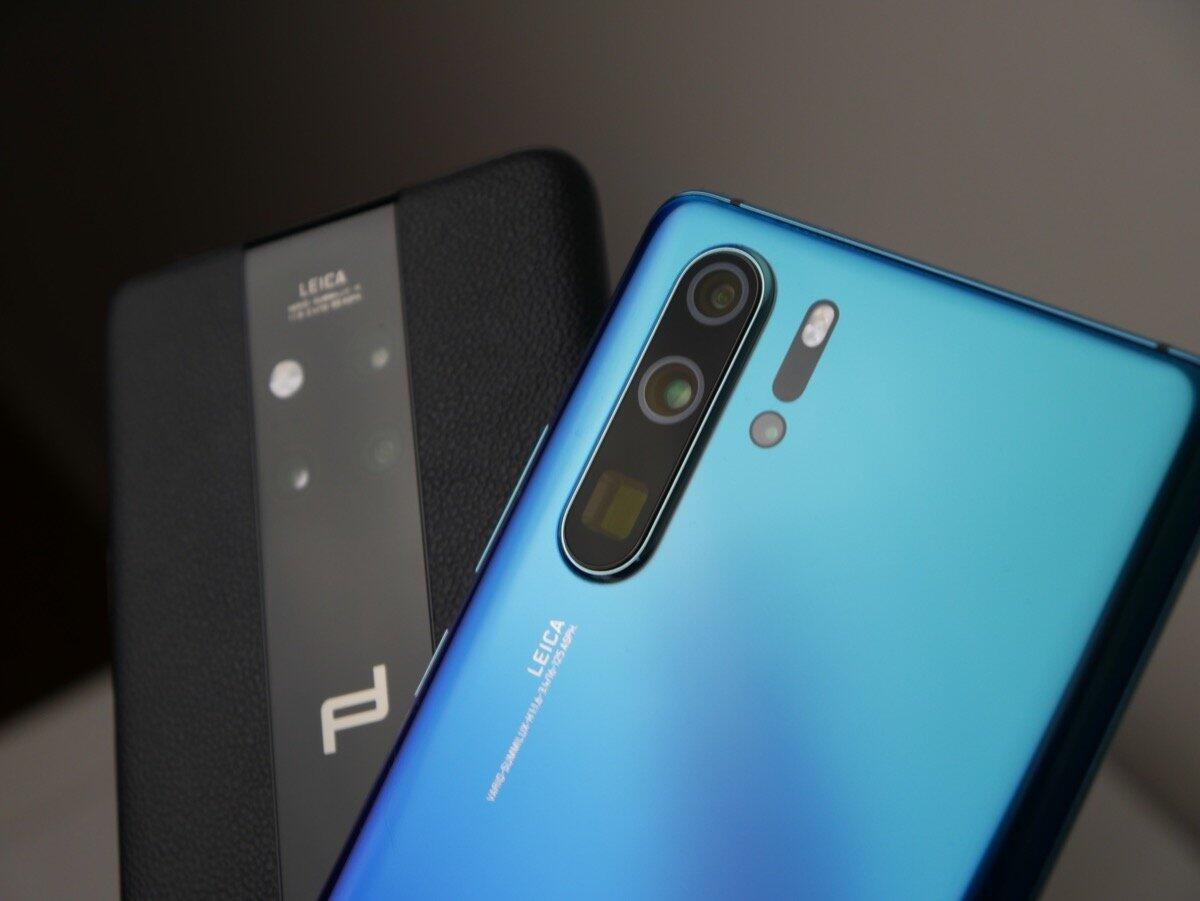Huawei Mate 30 Pro: Endlich 4K mit 60 fps