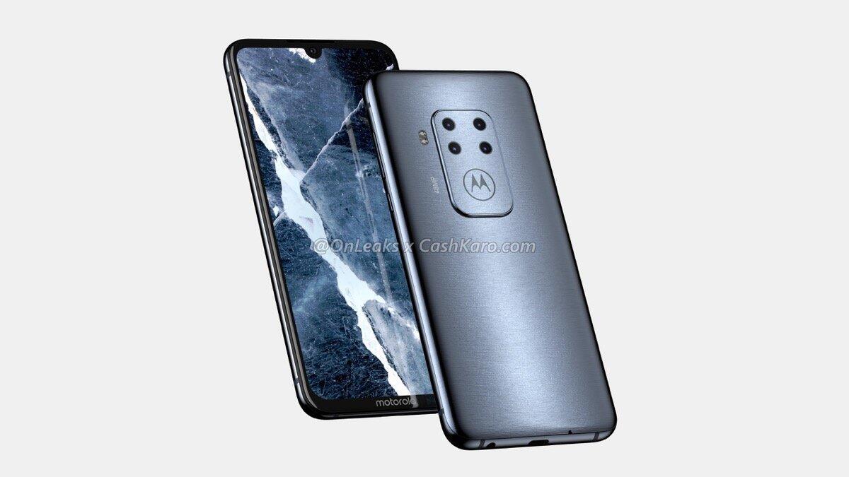 Motorola: Neues Modell mit Quad-Kamera zeigt sich