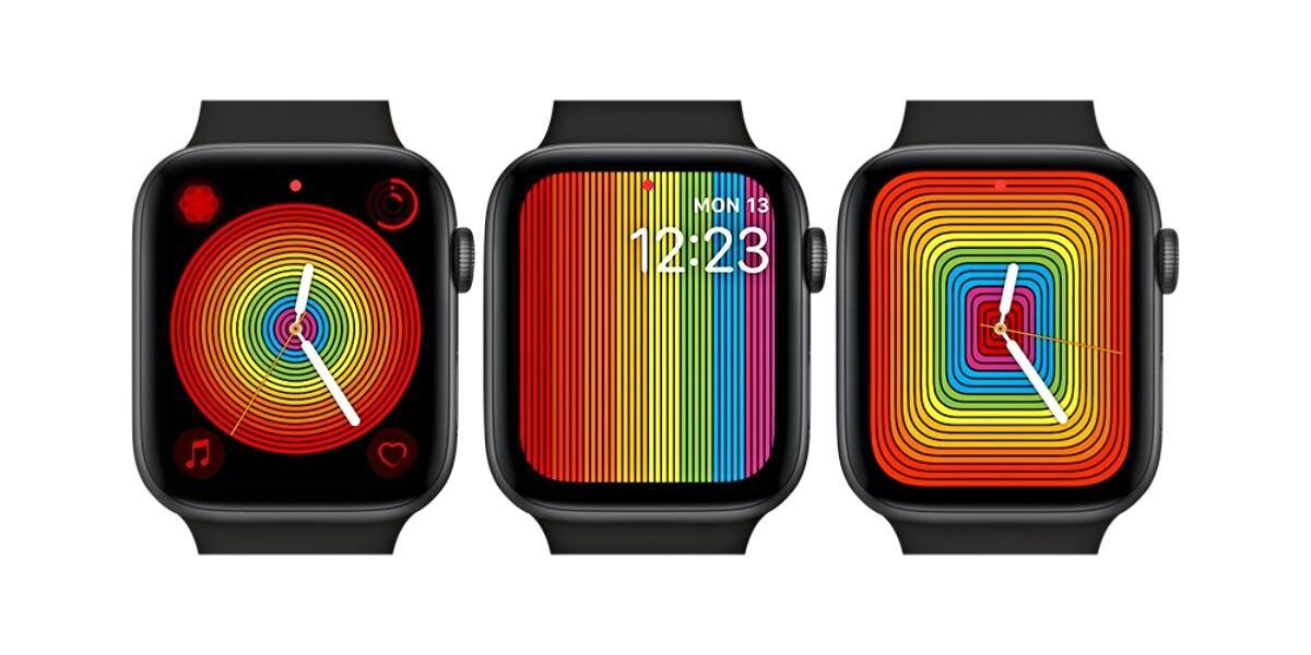Apple Watch: Update auf watchOS 5.2.1 mit neuen Watchfaces