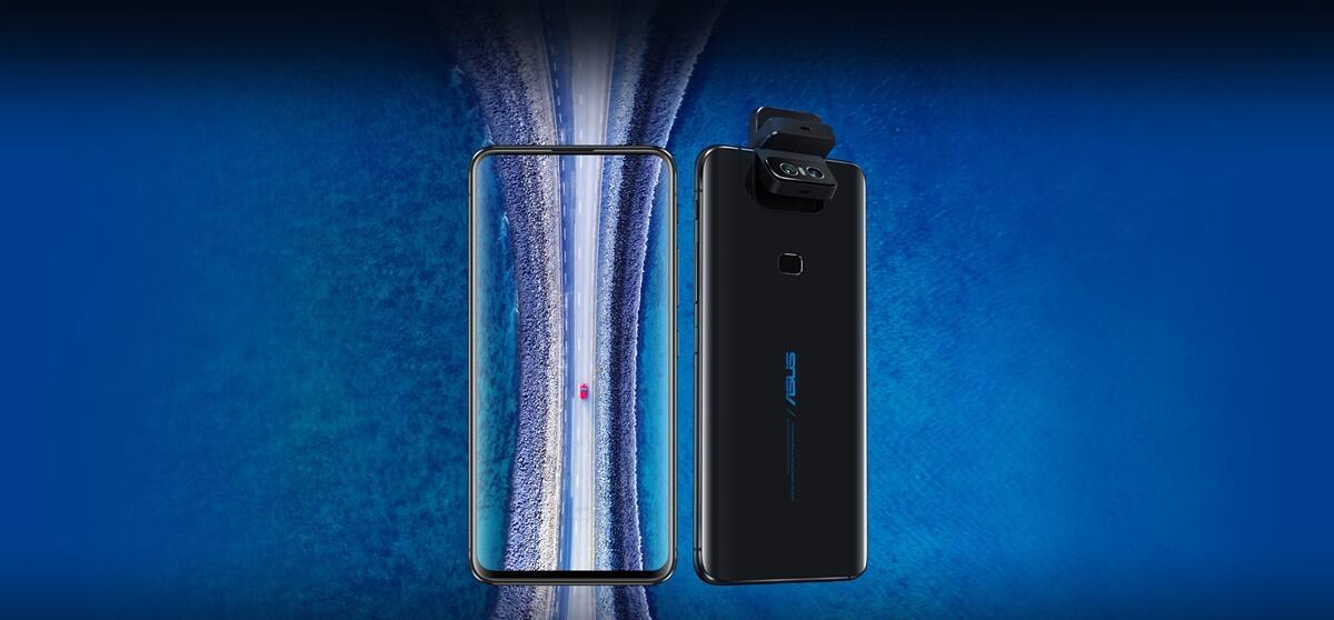 Asus ZenFone 6 offiziell vorgestellt