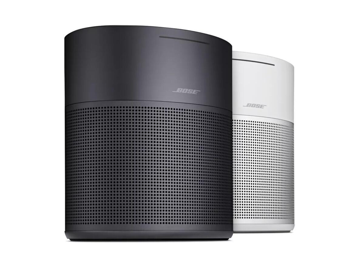 Bose kündigt Home Speaker 300 und Support für Google Assistant an