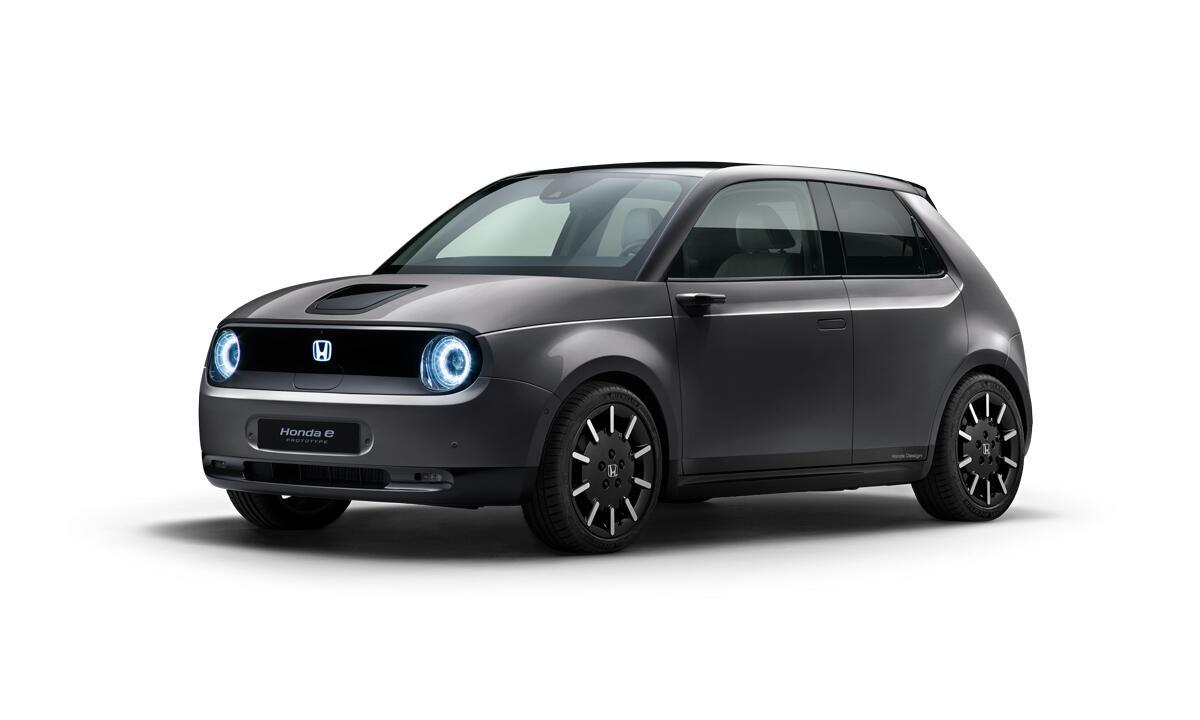 Honda e: Registrierung für Elektroauto in Deutschland gestartet