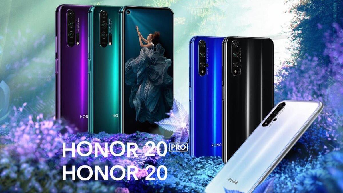 Honor 20 und Honor 20 Pro: Das sind die offiziellen Preise