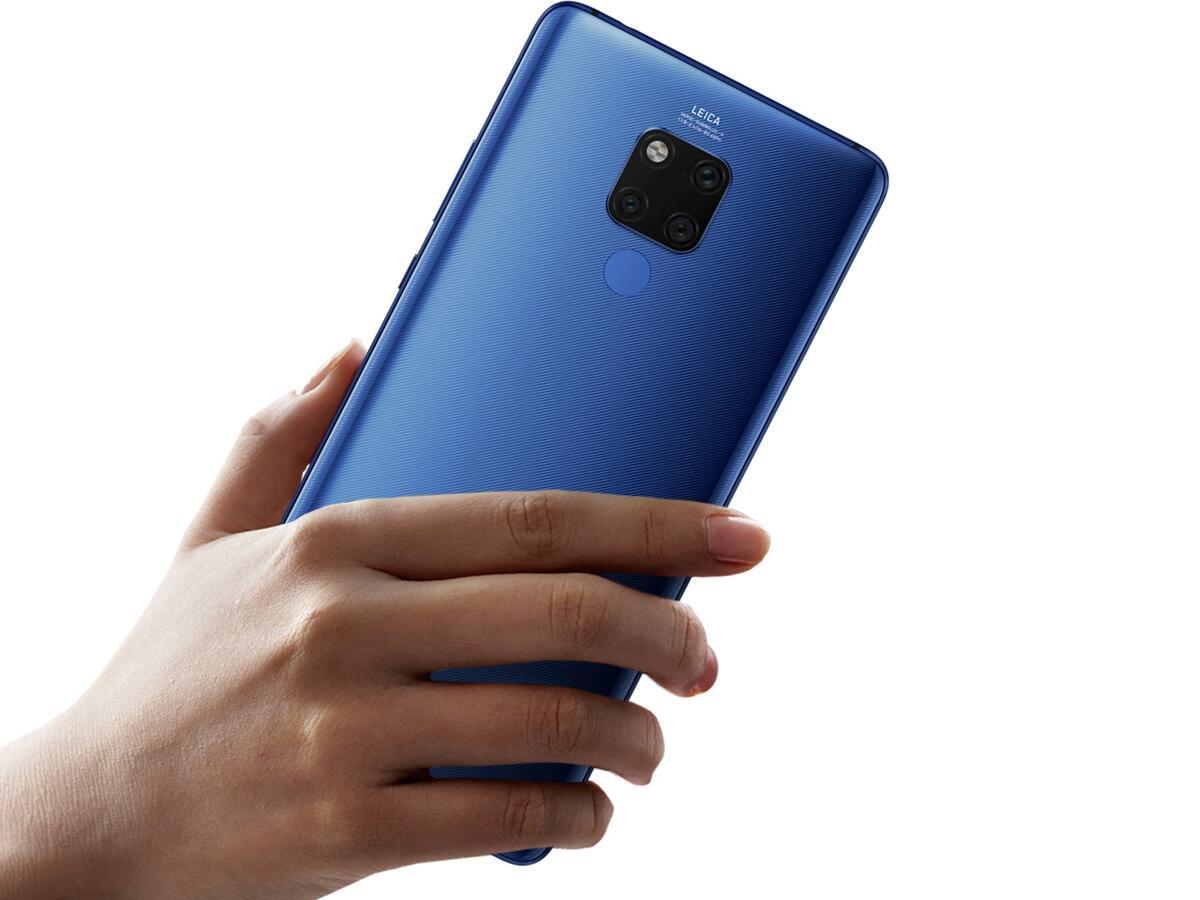 Huawei kündigt das Mate 20 X 5G für Großbritannien an