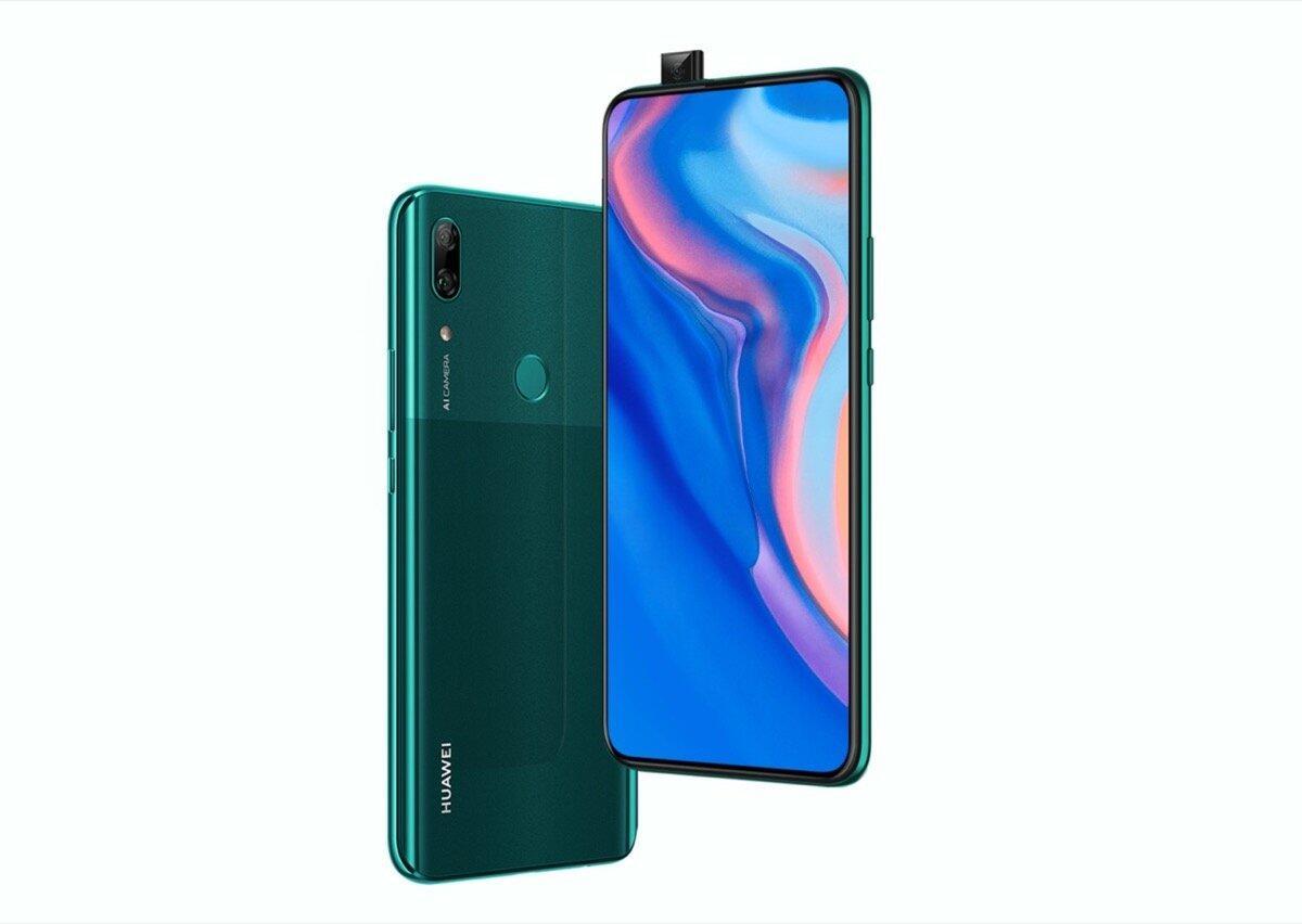 Huawei P Smart Z offiziell vorgestellt