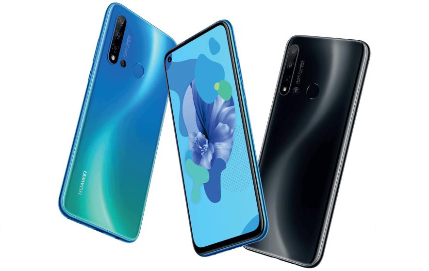 Huawei P20 Lite 2019: Finale Bilder und Spezifikationen aufgetaucht