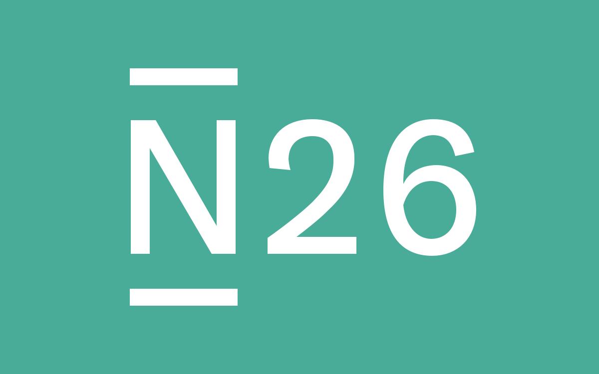 Bildergebnis für n26 Logo