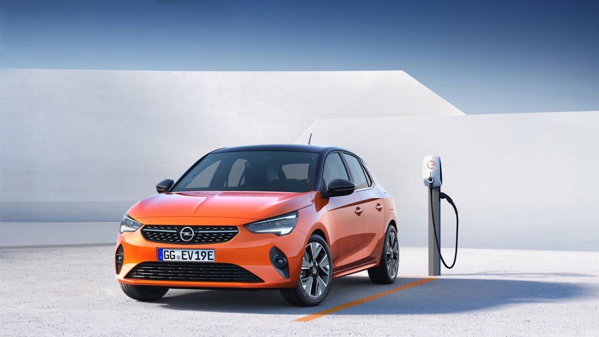 Opel Corsa-e: Das Elektroauto ist offiziell