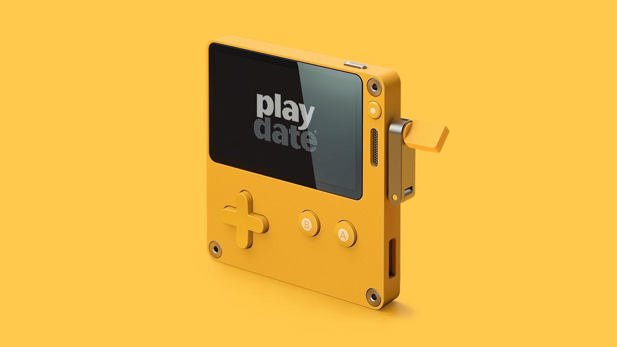 Playdate: Handheld für 2020 angekündigt
