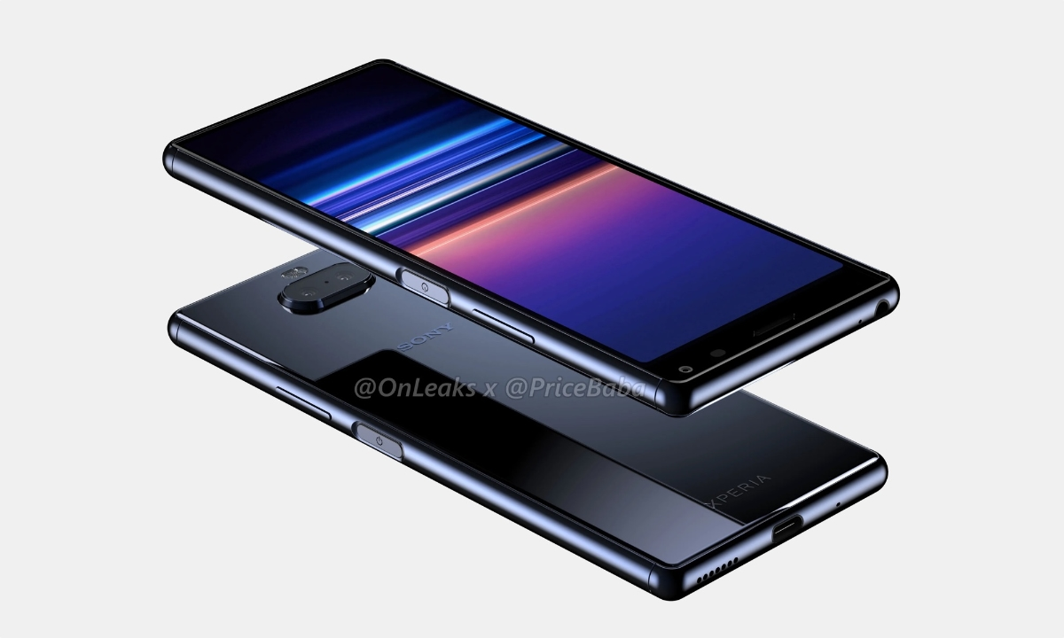 Sony Xperia 20 zeigt sich auf ersten Bildern