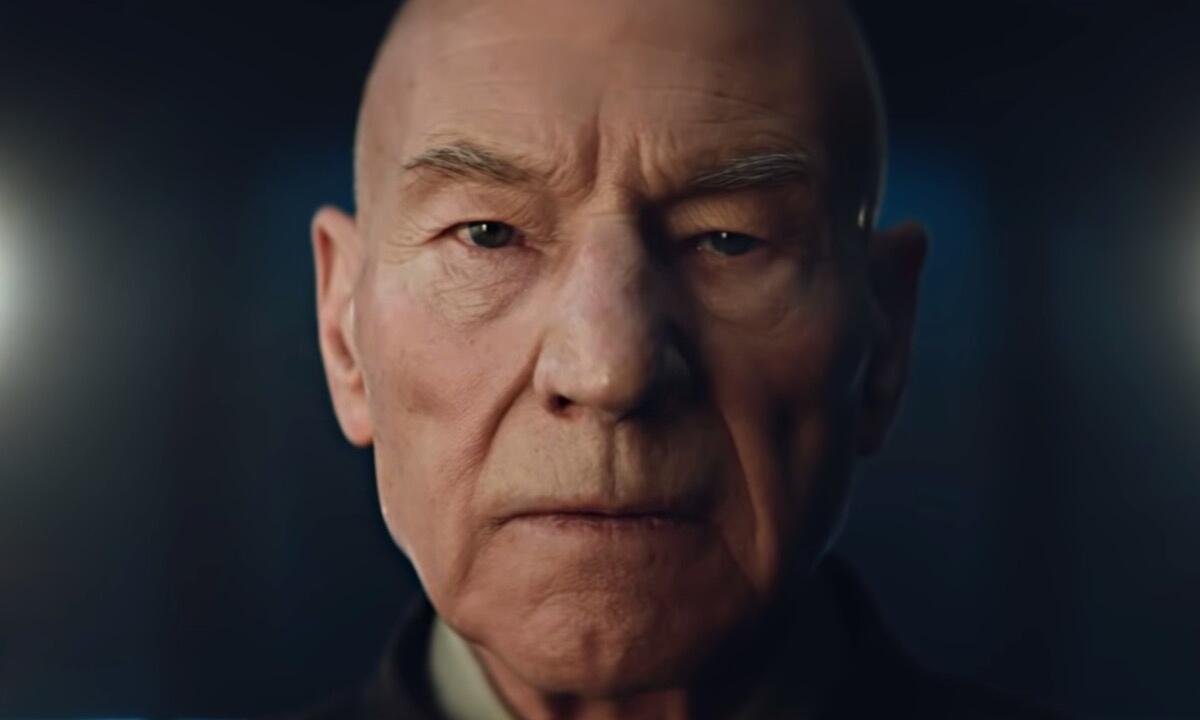 """Star Trek: Erster Teaser-Trailer zu """"Picard"""" macht Lust auf mehr"""