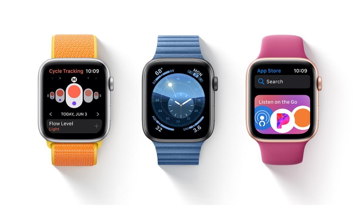 Apple Watch Series 5 und iPhone 11 wohl bei EEC gesichtet