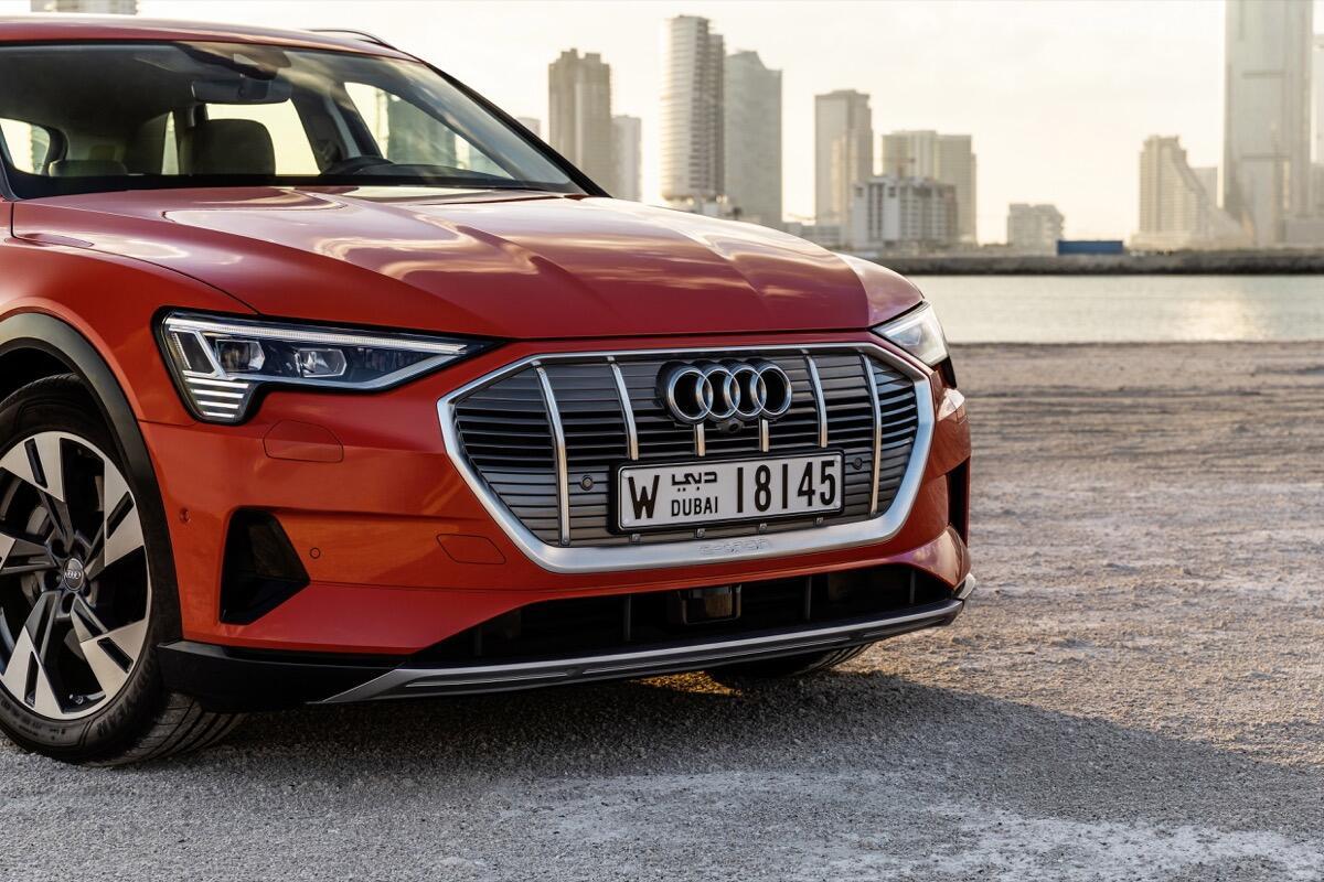 Audi nutzt wohl Supercharger von Tesla für Marketing