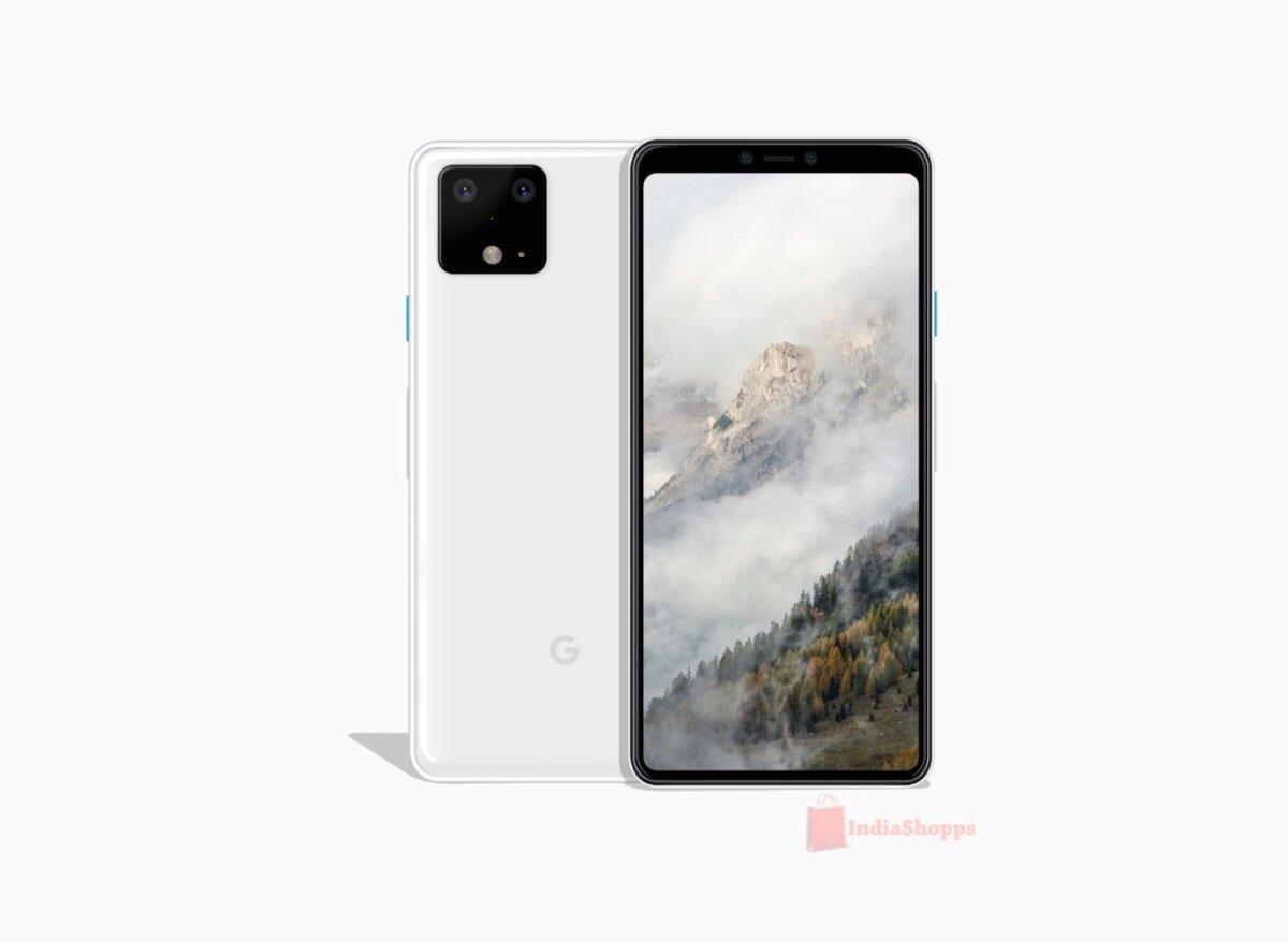 Google Pixel 4: Render-Bilder sollen finales Design zeigen