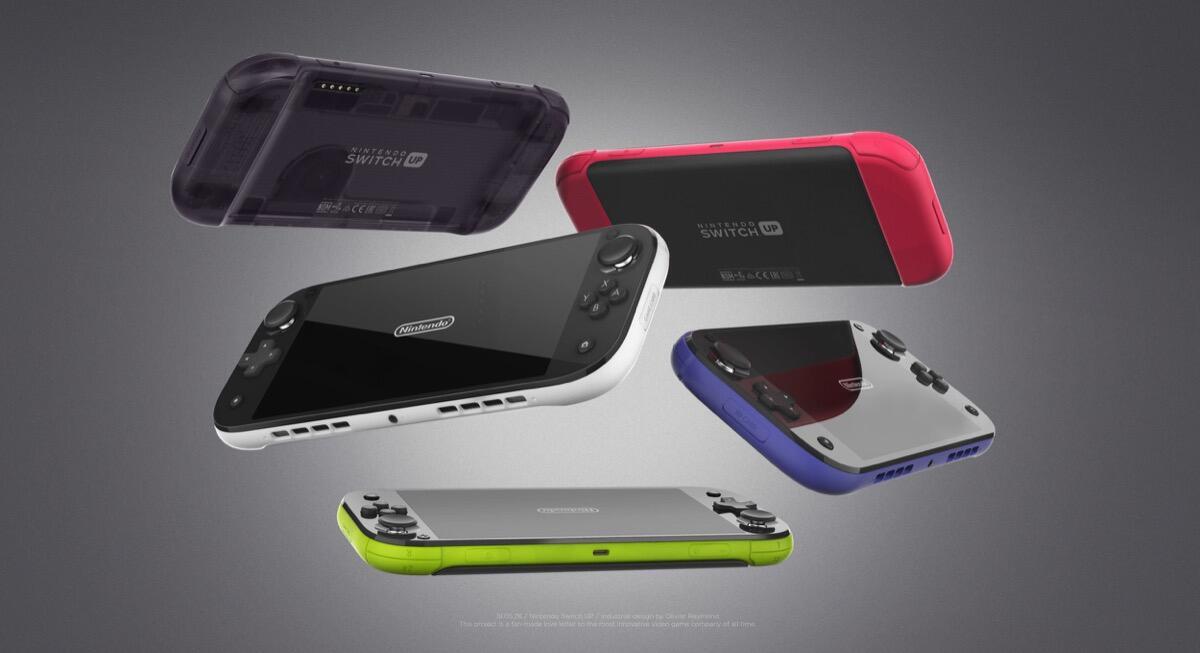 Nintendo Switch Mini: Zubehör-Hersteller sind bereits aktiv