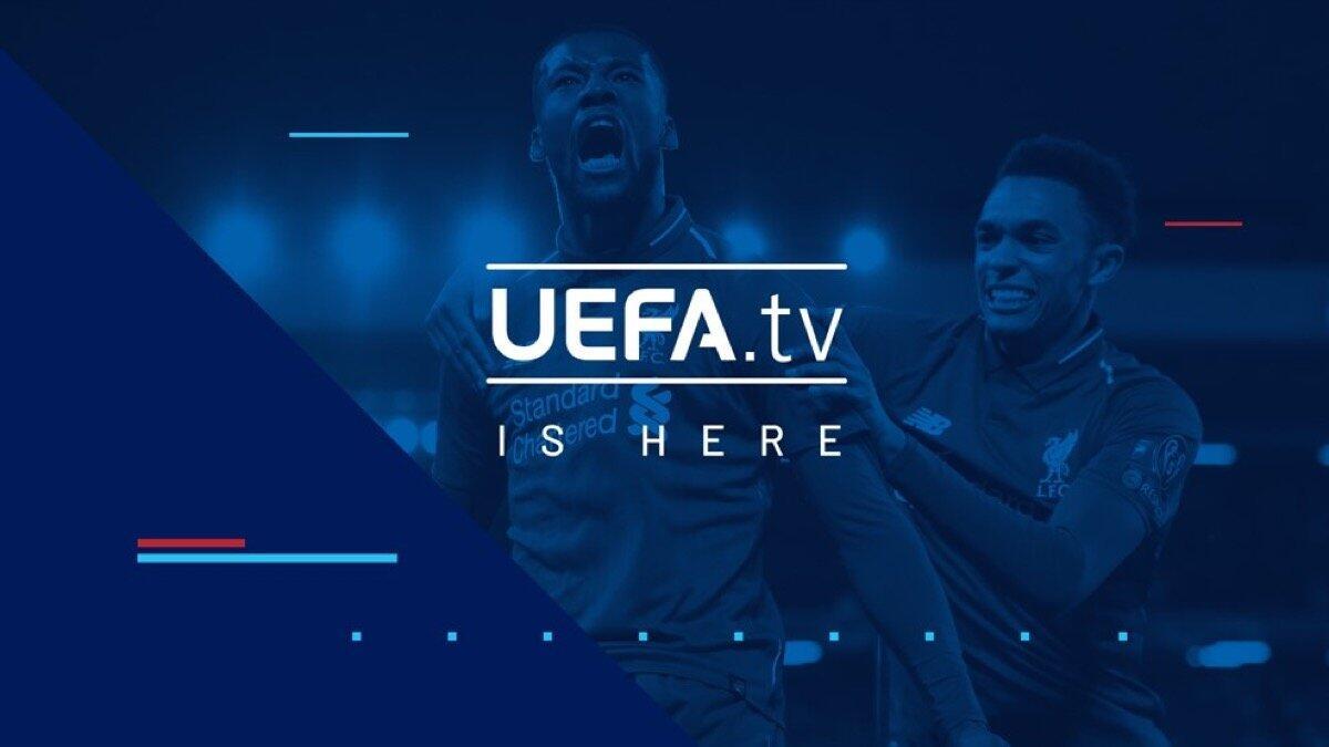 UEFA TV offiziell gestartet