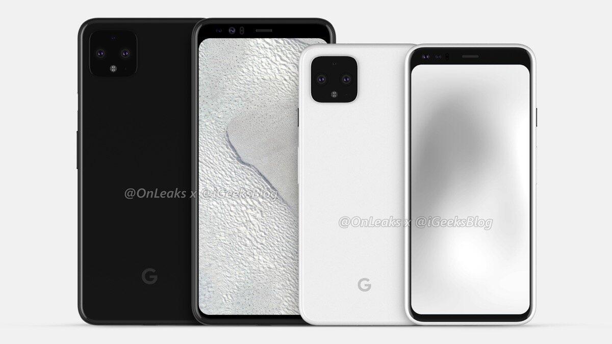Google Pixel 4: Neue Bilder aufgetaucht