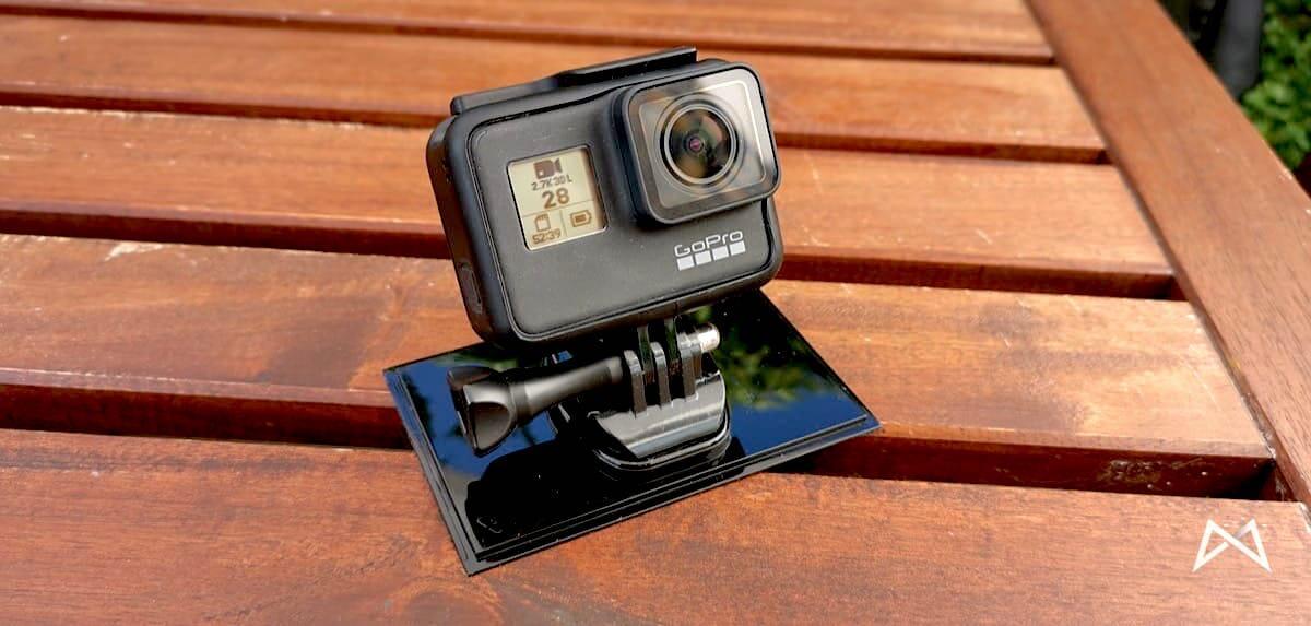 GoPro Hero 7 Black Action-Cam ausprobiert