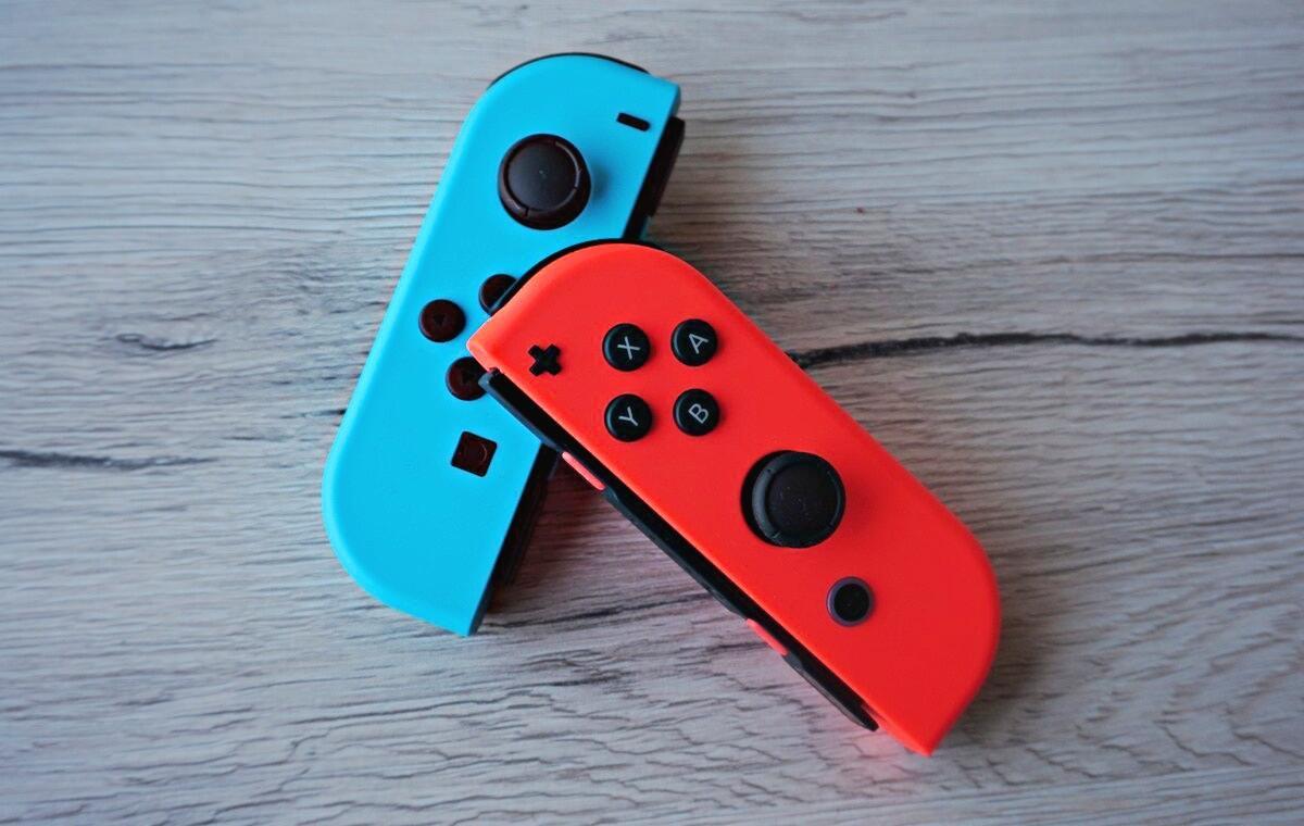Nintendo Switch: Unterschiedliche Patente für Joy Con