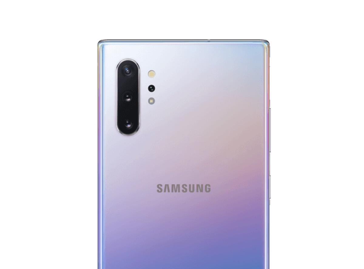 Samsung Galaxy Note 10+ kann wohl mit 45 Watt geladen werden