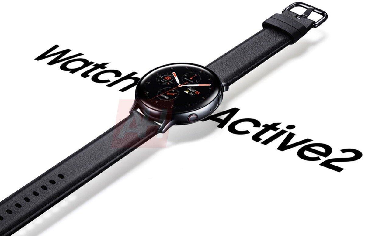 Samsung Galaxy Watch Active 2: EKG-Funktion wohl erst 2020