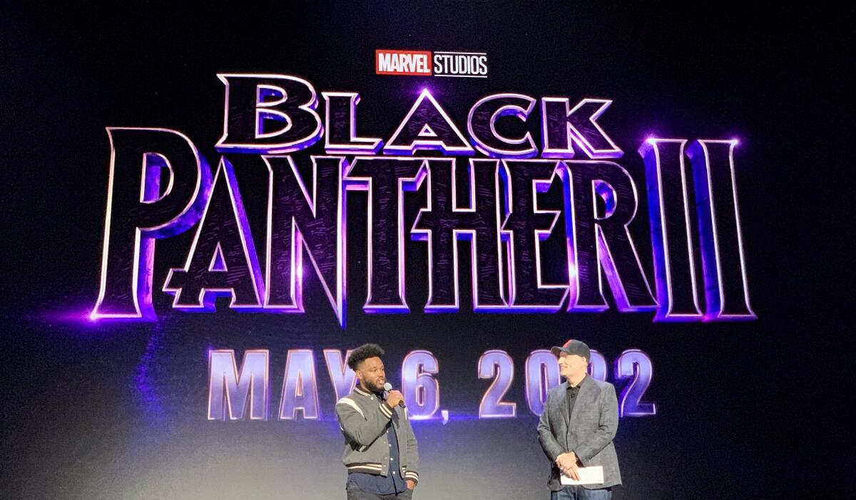 Marvel: Black Panther 2 startet mit Phase 5