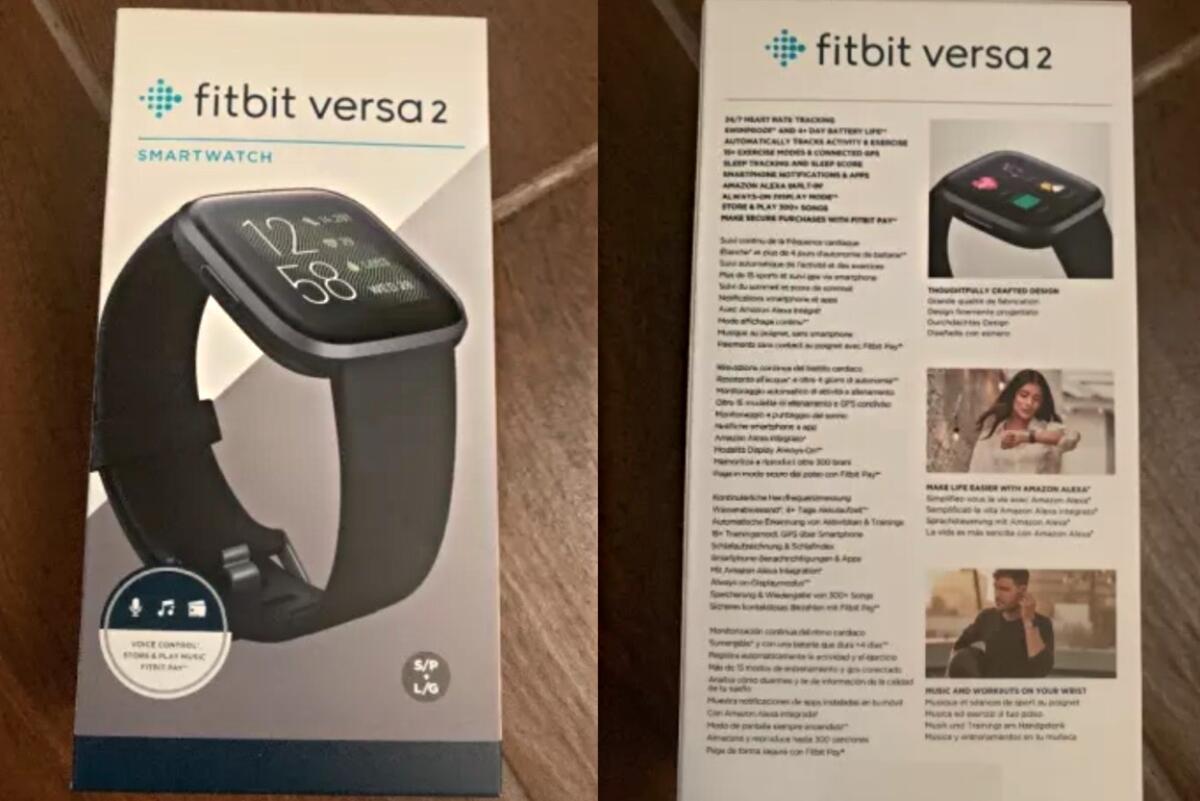 Fitbit Versa 2 kommt mit Amazon Alexa