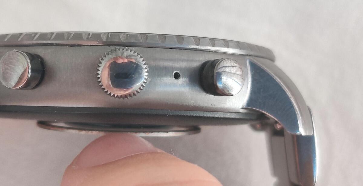 Fossil Smartwatches (4. Generation): Probleme mit der Unterseite?