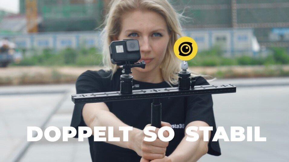 Insta360: Neue Kamera kommt am 28. August